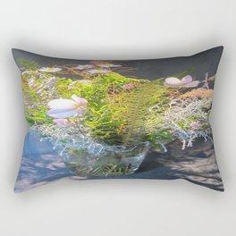 Straws  of divinity Rectangular Pillow