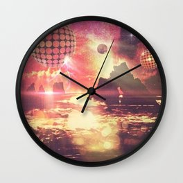 Damnation Wall Clock