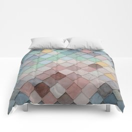 Urban Mosaic Comforters