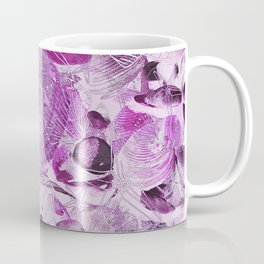 Shells V03 FUCHSIA Coffee Mug