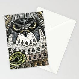 Falcon on clover Stationery Cards