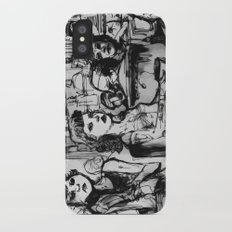 Bowl of Soup iPhone X Slim Case