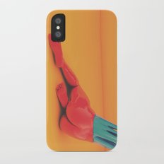The Pull Slim Case iPhone X