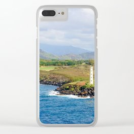 Kauai Clear iPhone Case