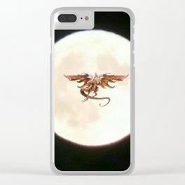 Moondragon 5 Clear iPhone Case