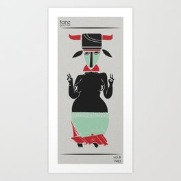tanz Art Print