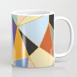 Primary&Gold Coffee Mug