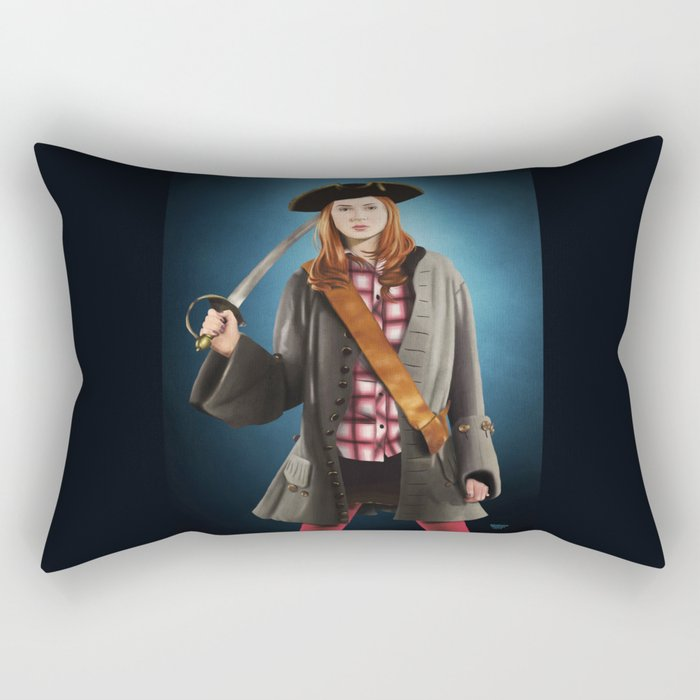 Doctor Who - Pirate Pond Rectangular Pillow