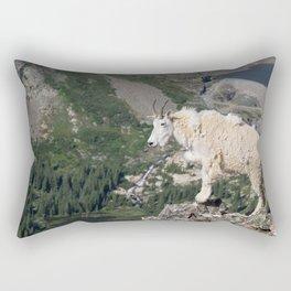 Mountain Goat  Rectangular Pillow