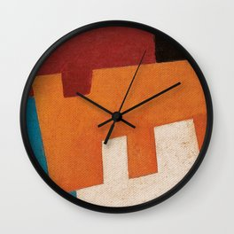 Вол и Bода (Ox and Water) Wall Clock