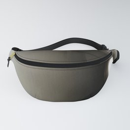 The end of the tunnel Fanny Pack