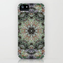 Crystal Wheel iPhone Case