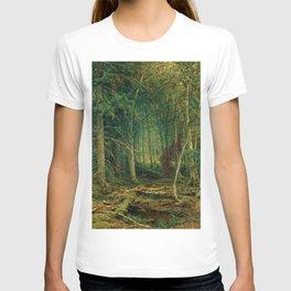 "Ivan Shishkin ""Backwoods"" T-shirt"