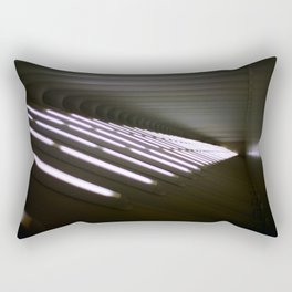 World Trade Center, Freedom Tower Transit Abstract Rectangular Pillow