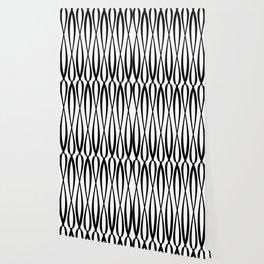 Background of seamless geometric pattern Wallpaper