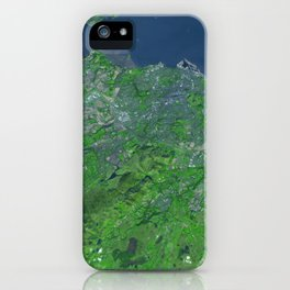 520. Edinburgh, Scotland iPhone Case