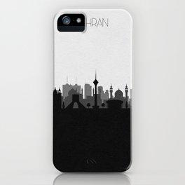 City Skylines: Tehran iPhone Case