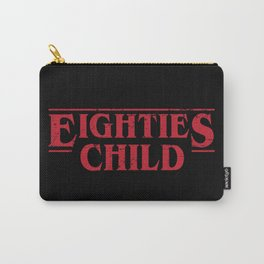 Eighties Child Carry-All Pouch