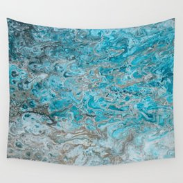 Beach Shallows 2 Wall Tapestry