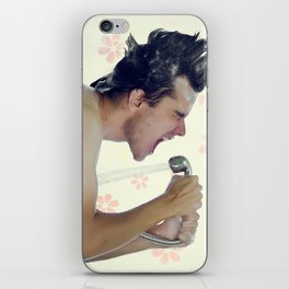 shower rockstar iPhone Skin