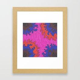 Instillation 15 Framed Art Print