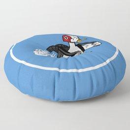 Jet Duck Floor Pillow