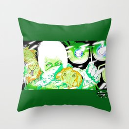 hospital Throw Pillow