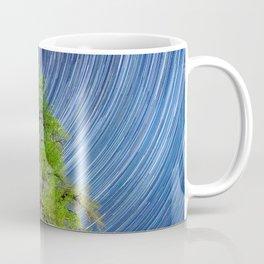 Grandfather Tree under the Stars Coffee Mug