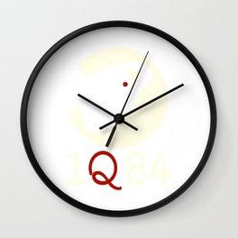 1Q84 Wall Clock