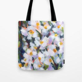 Deep in Daffodils Tote Bag