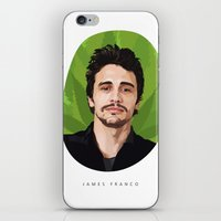 james franco iPhone & iPod Skins featuring James Franco by WeedPornDaily