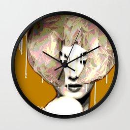 Mme. Wall Clock