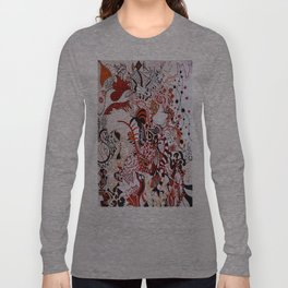 Explosive Long Sleeve T-shirt