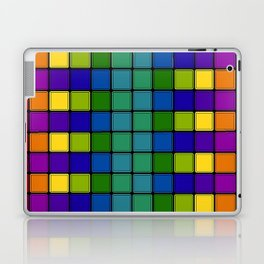 Out of Focus Chex Laptop & iPad Skin