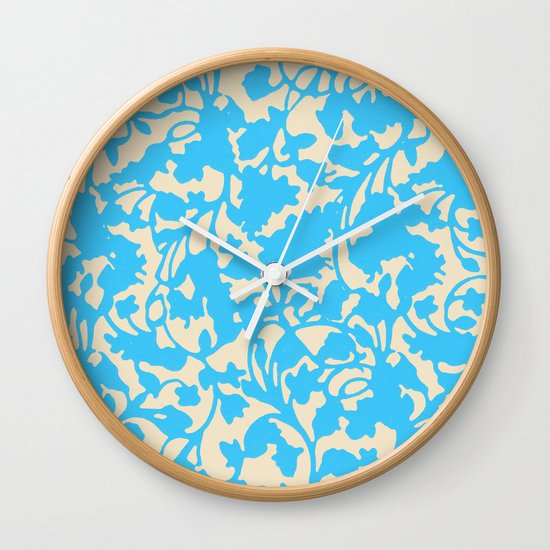 earth 7 Wall Clock