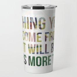 Move On Travel Mug