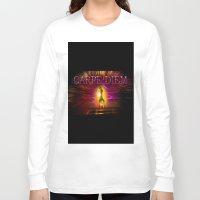 carpe diem Long Sleeve T-shirts featuring Carpe Diem by Walter Zettl