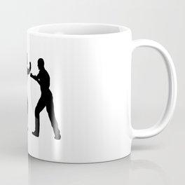 Fight Scene Coffee Mug