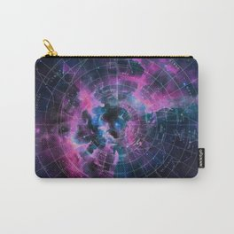 Space star map Carry-All Pouch