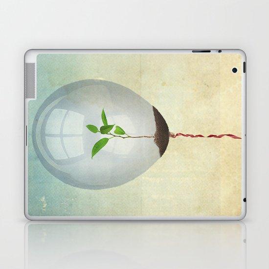 micro environment Laptop & iPad Skin