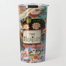 A moment with a Beatle Travel Mug