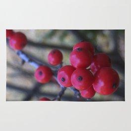 Late Winterberry Rug
