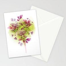 Fleur Tree Stationery Cards