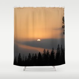 Evenfall Shower Curtain