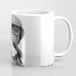 General George S. Patton Coffee Mug