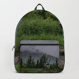 Alaskan Summer Rain Clouds, Kenai_Peninsula Backpack