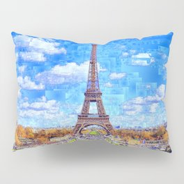 France - Russia World Cup Champions 2018 Pillow Sham