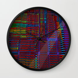Spatial Segmentation 17-07-16 Wall Clock