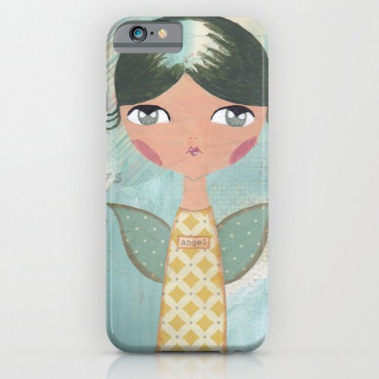 She is always there for you iPhone & iPod Case