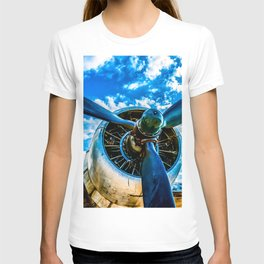 Aviation forever T-shirt
